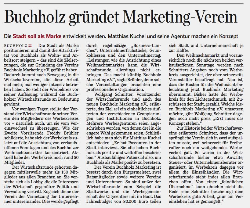Abendblatt 13. Oktober 2014