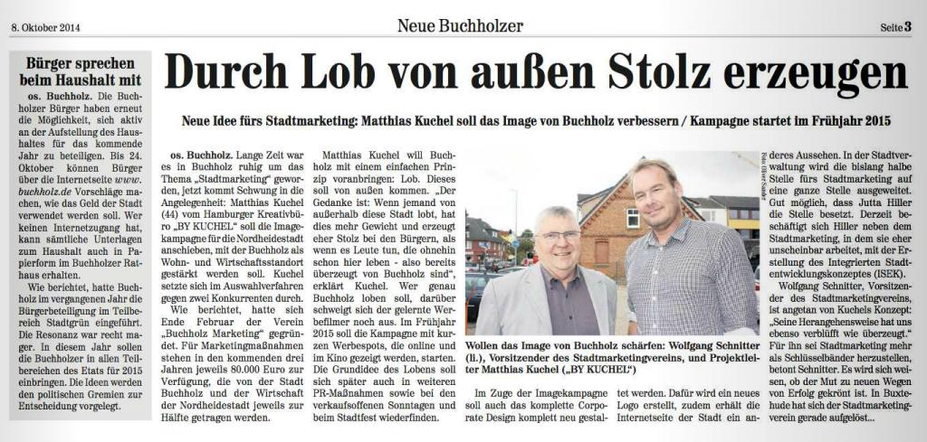 Wochenblatt Nordheide