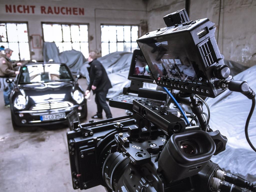 Dreharbeiten Tv-Spot 5
