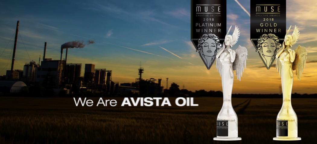 Avista Oil_Muse Award Header