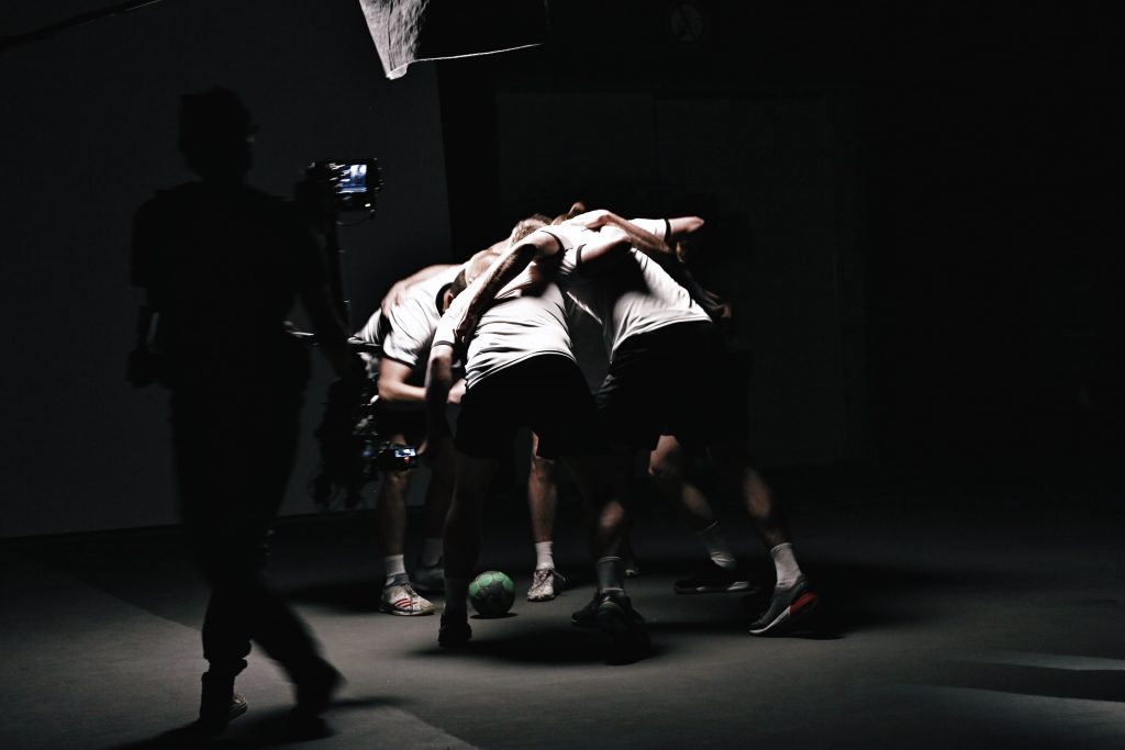 """Handball Pur"" Europa Versicherungen // Behind The Scenes"